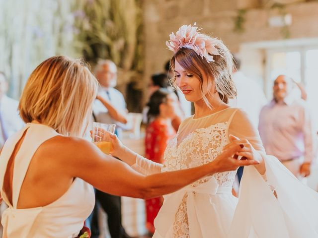La boda de Rubén y Aleksandra en Redondela, Pontevedra 135