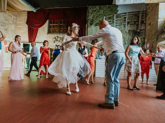 La boda de Rubén y Aleksandra en Redondela, Pontevedra 136