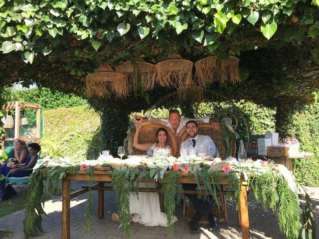 La boda de Isaura y Eduardo