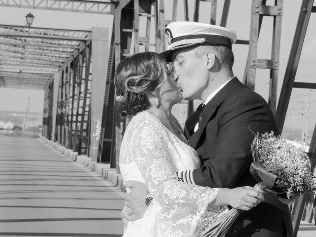 La boda de Javier y Lorena en San Fernando, Cádiz 9