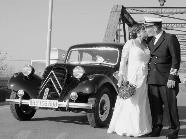 La boda de Javier y Lorena en San Fernando, Cádiz 12