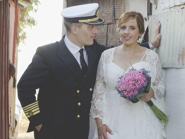 La boda de Javier y Lorena en San Fernando, Cádiz 17