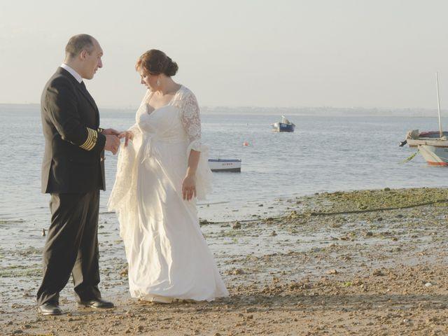La boda de Javier y Lorena en San Fernando, Cádiz 20
