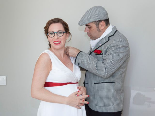 La boda de Mariano y Madly en Torrelodones, Madrid 8