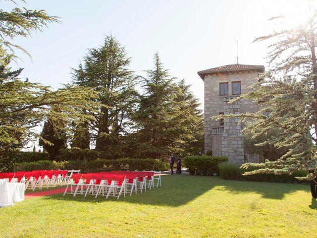 La boda de Mariano y Madly en Torrelodones, Madrid 10