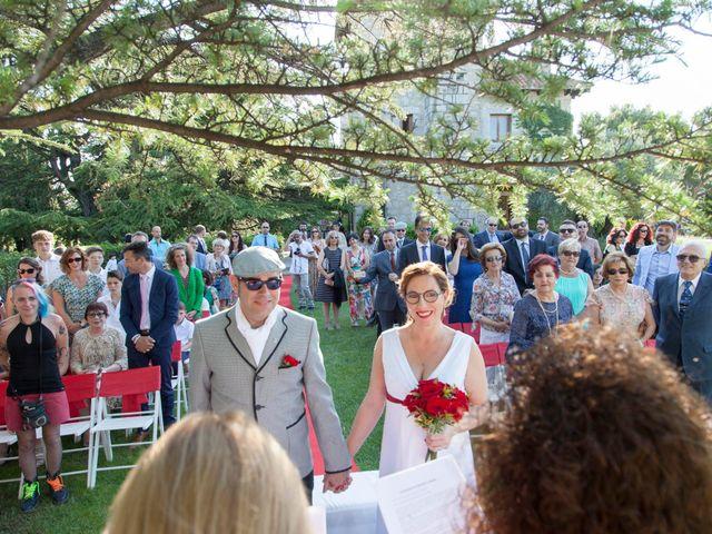 La boda de Mariano y Madly en Torrelodones, Madrid 14