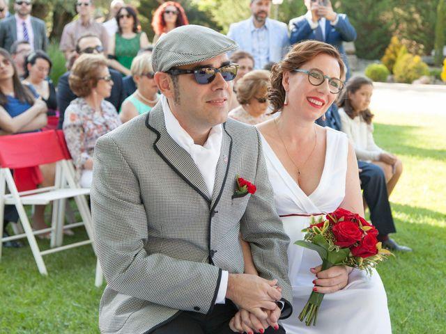 La boda de Mariano y Madly en Torrelodones, Madrid 15