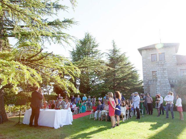 La boda de Mariano y Madly en Torrelodones, Madrid 16