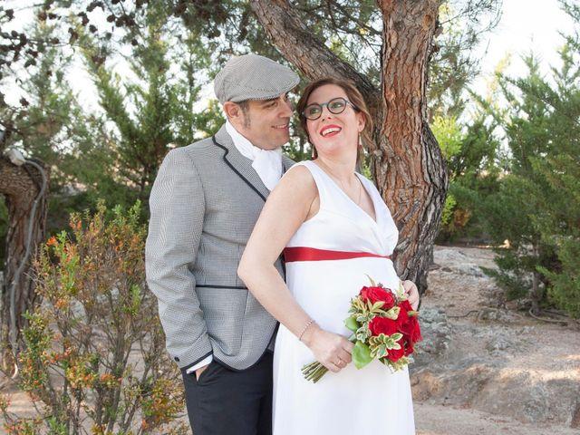 La boda de Mariano y Madly en Torrelodones, Madrid 23