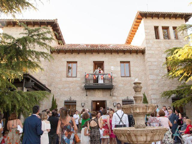 La boda de Mariano y Madly en Torrelodones, Madrid 24