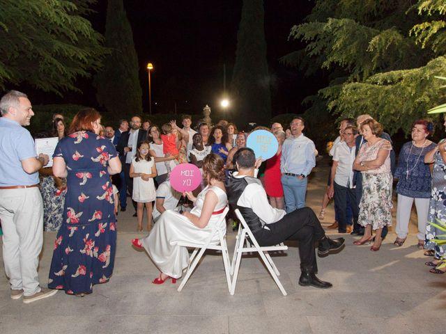 La boda de Mariano y Madly en Torrelodones, Madrid 34