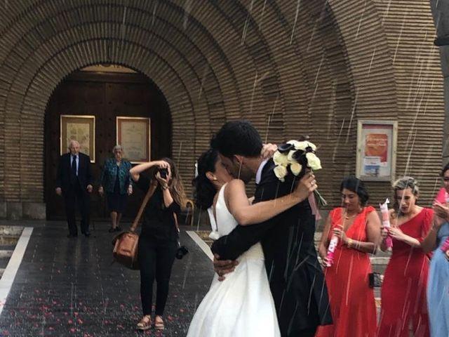 La boda de Roberto y Raquel  en Zaragoza, Zaragoza 4