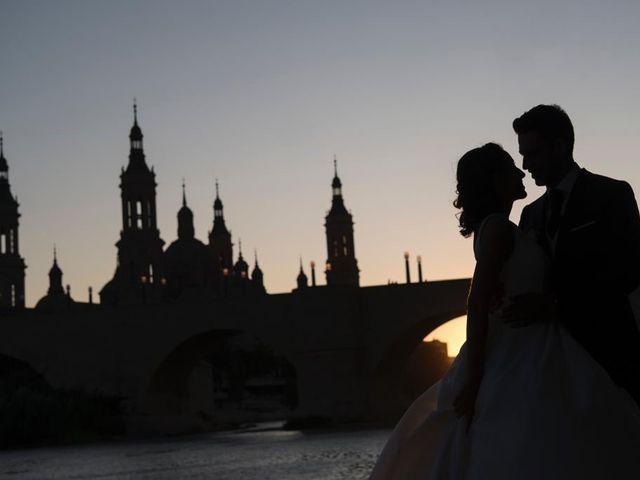 La boda de Roberto y Raquel  en Zaragoza, Zaragoza 1