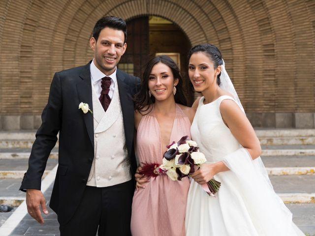 La boda de Roberto y Raquel  en Zaragoza, Zaragoza 5