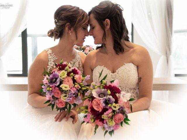 La boda de Jessica y Lidia