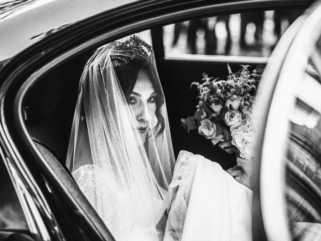 La boda de Alfredo y Isabel en Granada, Granada 47