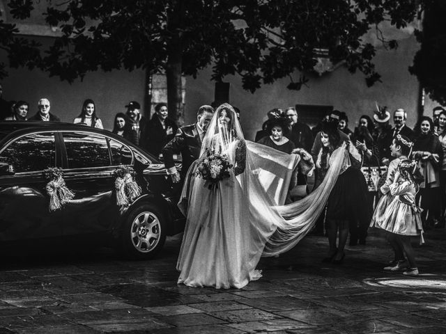 La boda de Alfredo y Isabel en Granada, Granada 48