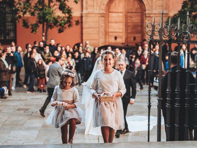 La boda de Alfredo y Isabel en Granada, Granada 49