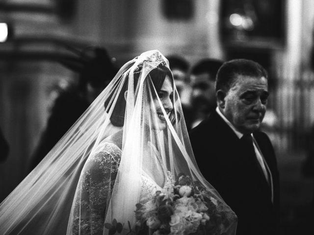 La boda de Alfredo y Isabel en Granada, Granada 52