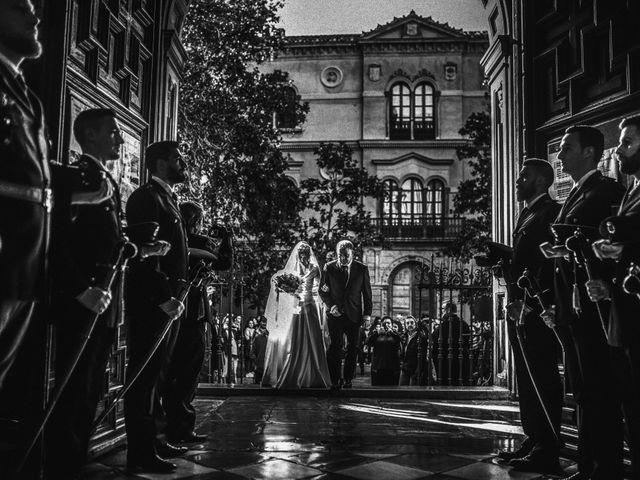 La boda de Alfredo y Isabel en Granada, Granada 53