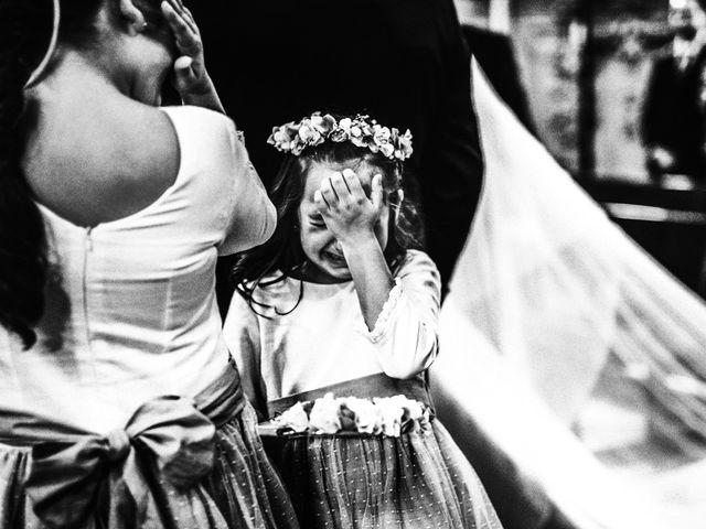 La boda de Alfredo y Isabel en Granada, Granada 54