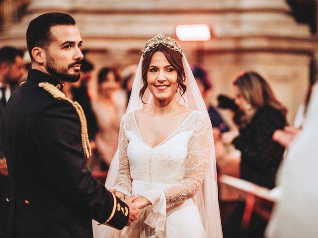 La boda de Alfredo y Isabel en Granada, Granada 57