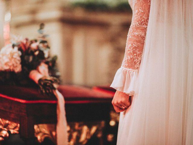 La boda de Alfredo y Isabel en Granada, Granada 58