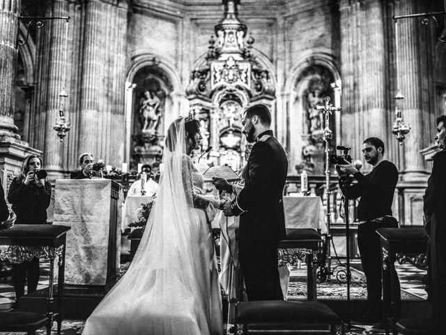 La boda de Alfredo y Isabel en Granada, Granada 59