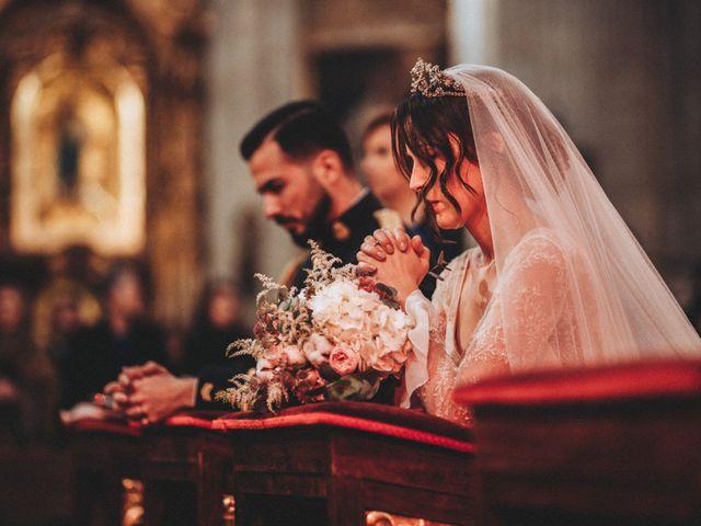 La boda de Alfredo y Isabel en Granada, Granada 60