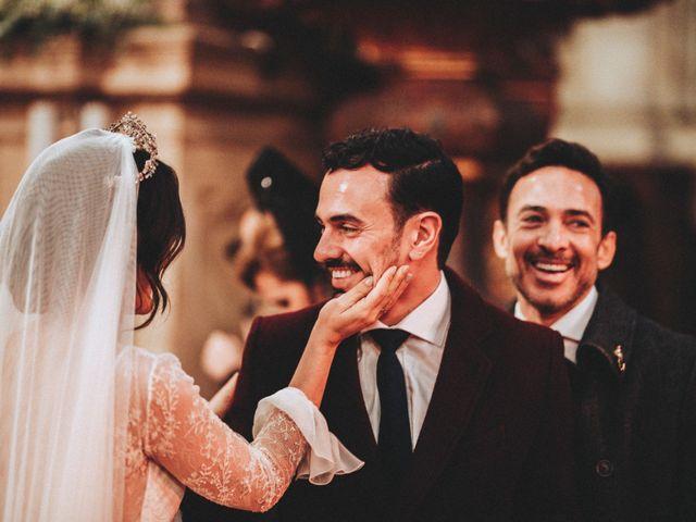 La boda de Alfredo y Isabel en Granada, Granada 61