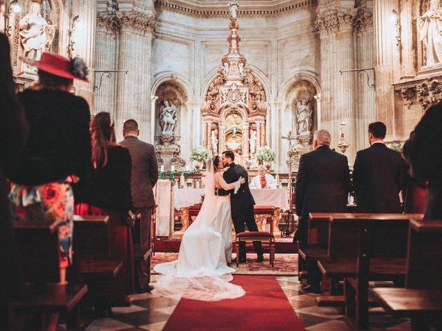 La boda de Alfredo y Isabel en Granada, Granada 62