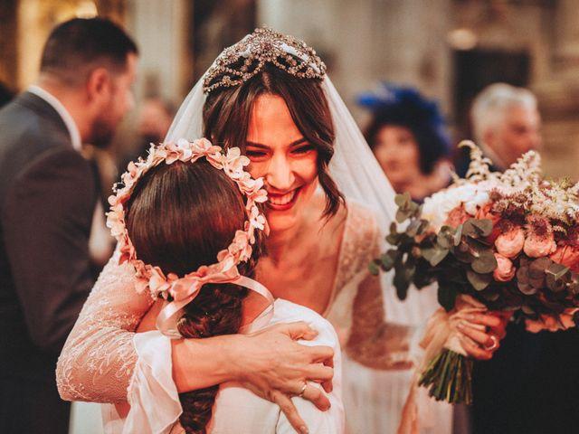 La boda de Alfredo y Isabel en Granada, Granada 65