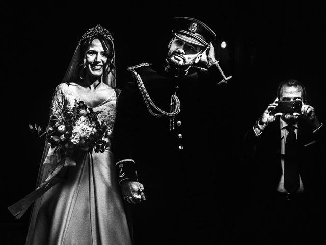 La boda de Alfredo y Isabel en Granada, Granada 66