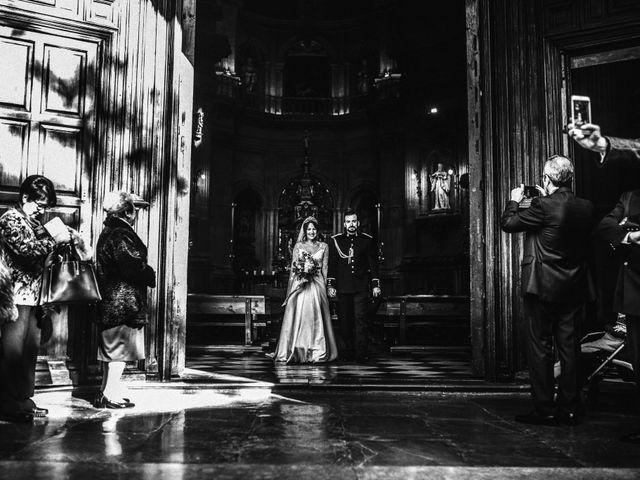 La boda de Alfredo y Isabel en Granada, Granada 67