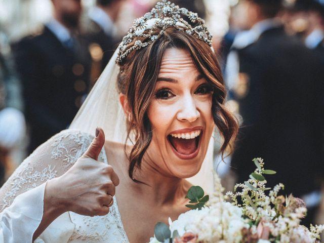 La boda de Alfredo y Isabel en Granada, Granada 68