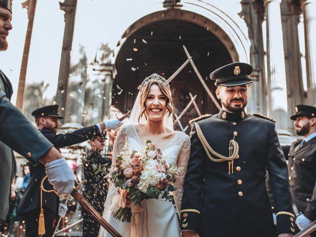 La boda de Alfredo y Isabel en Granada, Granada 69