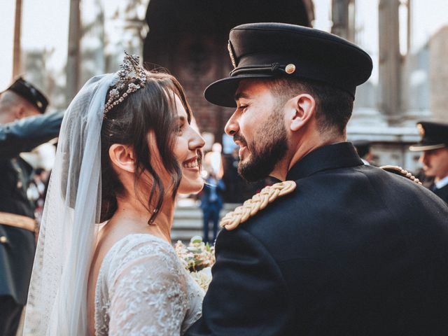 La boda de Alfredo y Isabel en Granada, Granada 70