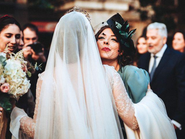 La boda de Alfredo y Isabel en Granada, Granada 71