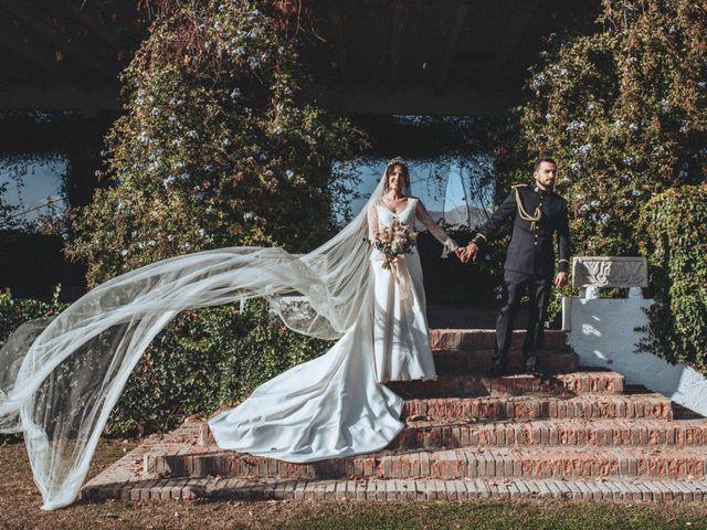 La boda de Alfredo y Isabel en Granada, Granada 78