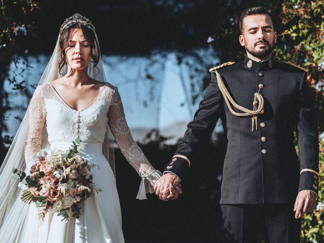 La boda de Alfredo y Isabel en Granada, Granada 79