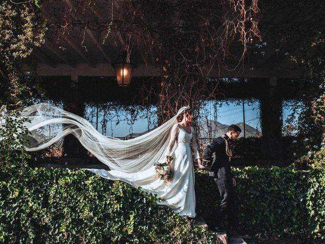 La boda de Alfredo y Isabel en Granada, Granada 80
