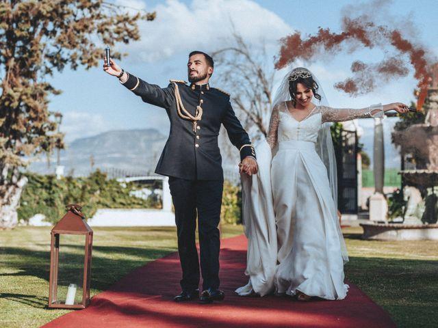 La boda de Alfredo y Isabel en Granada, Granada 82