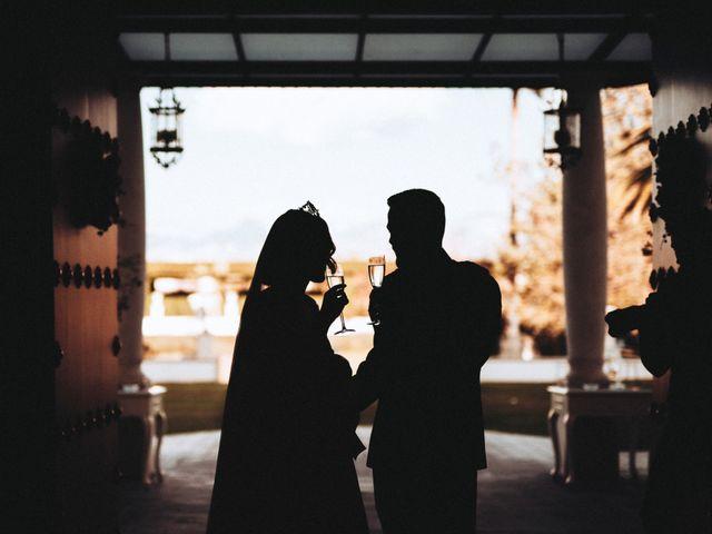 La boda de Alfredo y Isabel en Granada, Granada 87