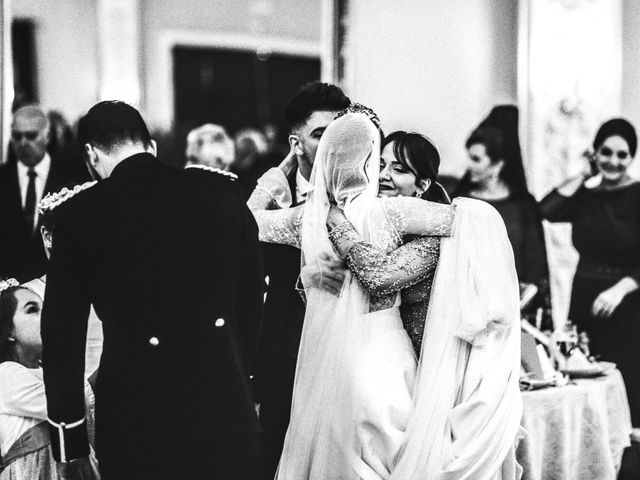 La boda de Alfredo y Isabel en Granada, Granada 90