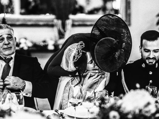 La boda de Alfredo y Isabel en Granada, Granada 91