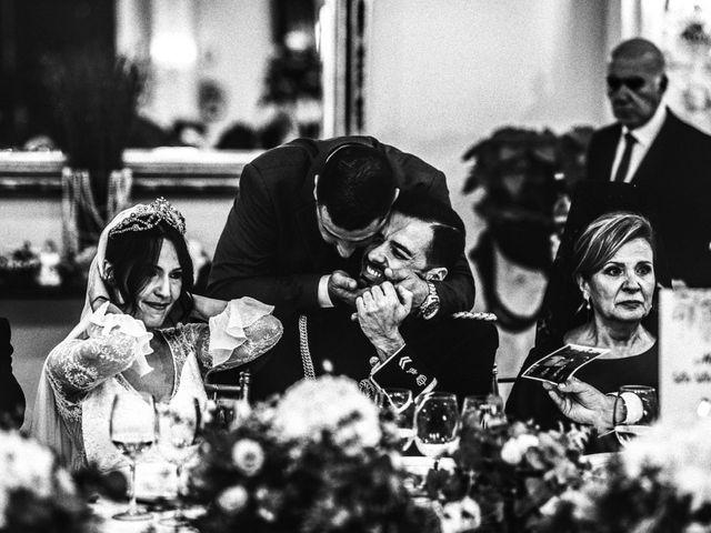 La boda de Alfredo y Isabel en Granada, Granada 92