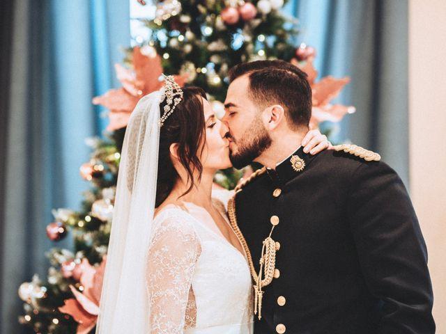 La boda de Alfredo y Isabel en Granada, Granada 97