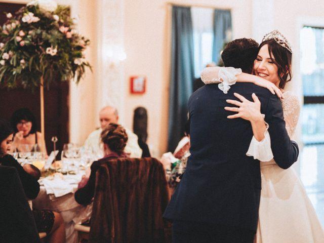 La boda de Alfredo y Isabel en Granada, Granada 98