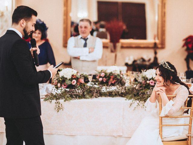 La boda de Alfredo y Isabel en Granada, Granada 103