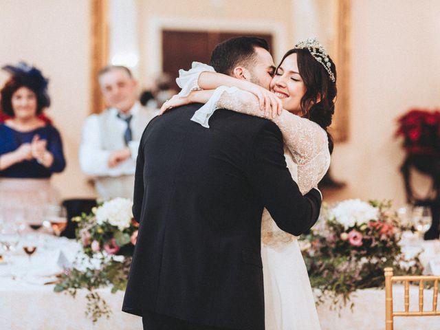 La boda de Alfredo y Isabel en Granada, Granada 104